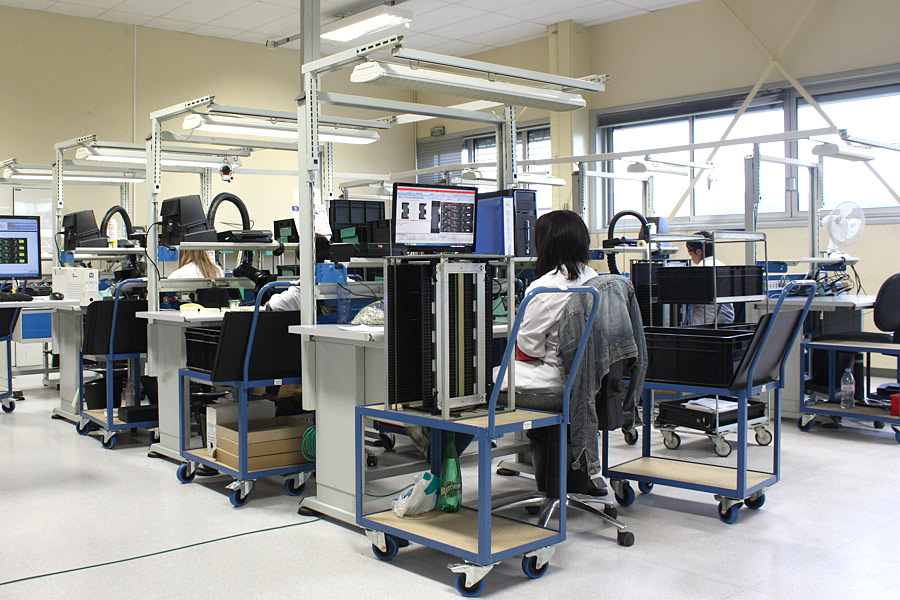 Constructions Electriques RV -  Unité de production