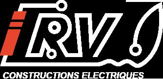 Logo RV Constructions Électriques