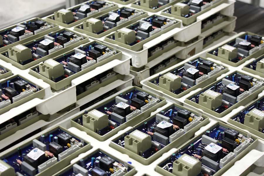 Constructions Electriques RV - Achats et logistiques