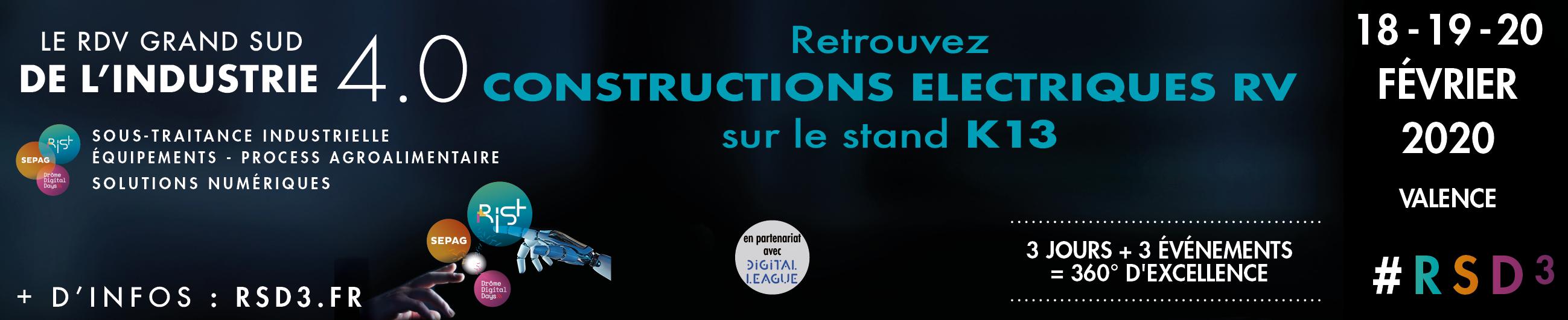 CONSTRUCTIONS ELECTRIQUES RV RIST